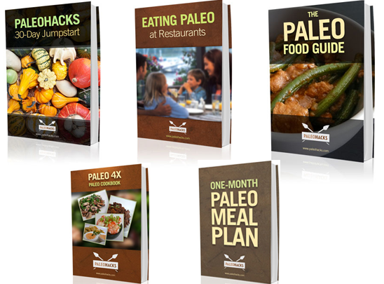 What is the PaleoHacks Cookbook?